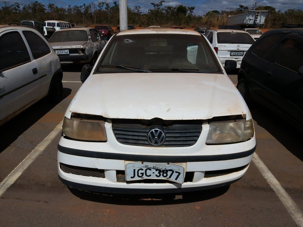 SUCATA DE VW/GOL 16V PLUS